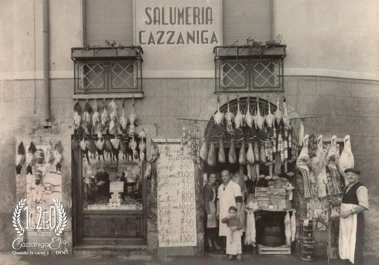 Macelleria Salumeria Cazzaniga
